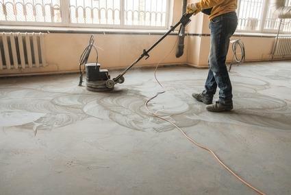 affordable concrete polishing in Miami
