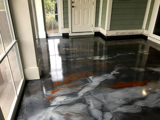 epoxy flooring fort lauderdale